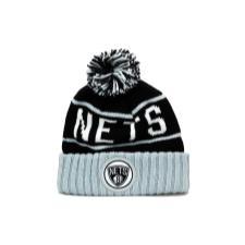 Mitchell & Ness Bulls Woolie Nets black grey bob
